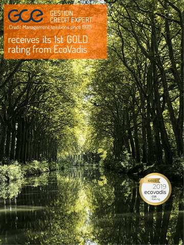 GCE receives its 1st gold rating from EcoVadis